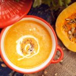 Butternut Squash Soup as seen on The Jewish Kitchen website