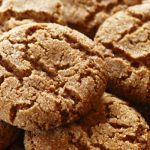 Gingersnap Cookies as seen on The Jewish Kitchen website