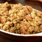 Perfect Holiday Stuffing as seen on The Jewish Kitchen website