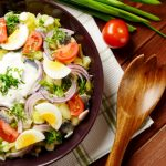 Tomato Herring Salad as seen on The Jewish Kitchen website