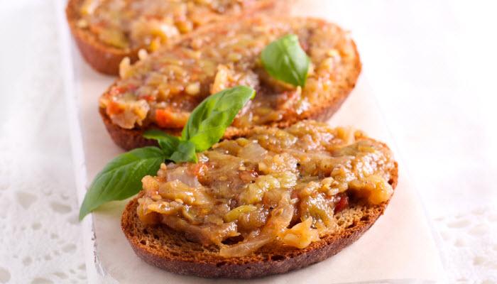 Kosher Eggplant Dip