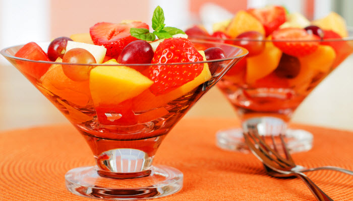 Fresh Fruit Salad – Healthy Option