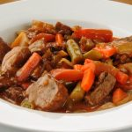 Sweet and Sour Pot Roast as seen on The Jewish Kitchen website