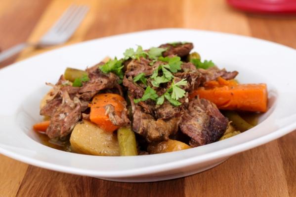 Shabbat Menu (Beef)