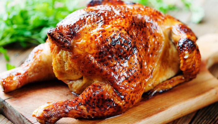 Shabbat Menu (Chicken)