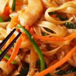 Kosher Chicken Chow Mein as seen on The Jewish Kitchen website
