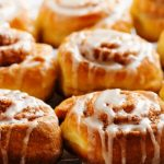 Jodi's Cinnamon Rolls as seen on The Jewish Kitchen website
