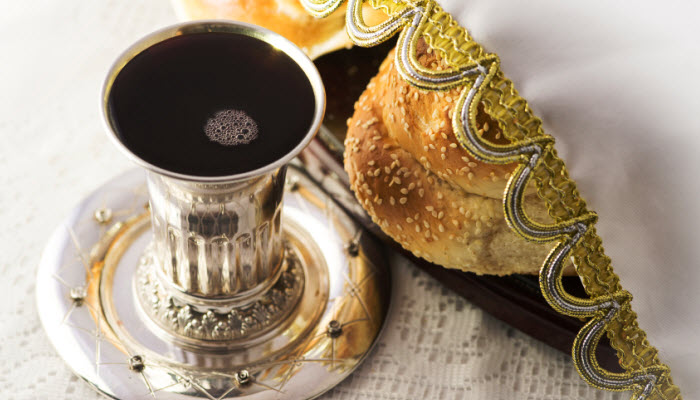 Savoring Shabbat