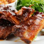 Kosher Baby Back Beef Ribs as seen on The Jewish Kitchen website