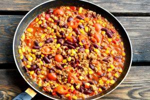 kosher chili con carne from The Jewish Kitchen