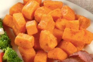 orange cinnamon sweet potatoes from The Jewish Kitchen