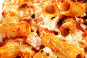 baked ziti from The Jewish Kitchen