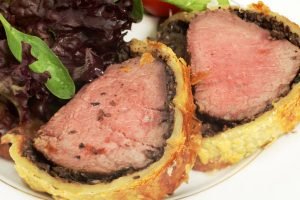kosher beef wellinton from The Jewish Kitchen