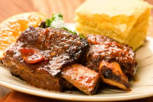 braised short ribs from The Jewish Kitchen