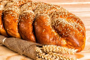 classic challah from The Jewish Kitchen