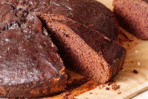 chocolate honey cake from The Jewish Kitchen