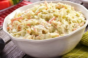 bella's cole slaw from The Jewish Kitchen