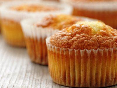 honey corn muffins from The Jewish Kitchen