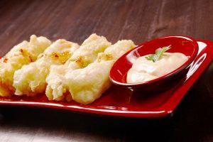 fish tempura from The Jewish Kitchen