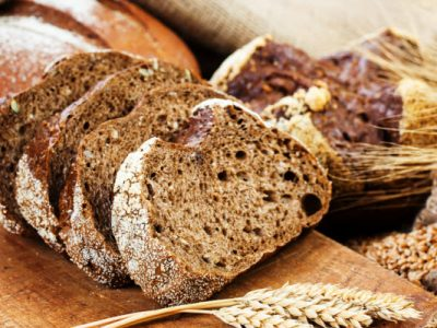old fashioned rye bread from The Jewish Kitchen