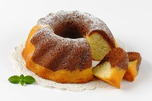 marble cake from The Jewish Kitchen