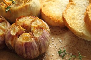 roasted garlic from The Jewish Kitchen