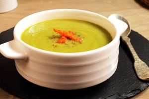split pea soup from The Jewish Kitchen