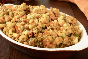 perfect holiday stuffing from The Jewish Kitchen