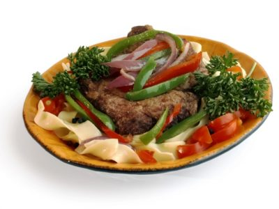 swiss steak from The Jewish Kitchen