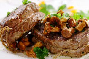 beef tenderloin from The Jewish Kitchen