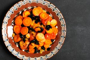 traditional tzimmes from The Jewish Kitchen